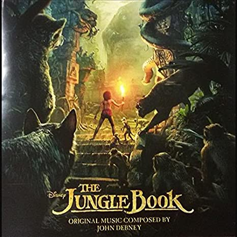 Jungle Book - O.S.T. 678423859749