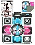 Dance Dance Revolution Super Nova for PS2 - Playstation DDR Dance Dance Revolution Non Slip Pad