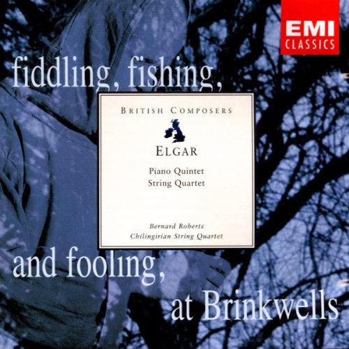 British Composers - New item Elgar: Quintet String Quartet Piano New products world's highest quality popular