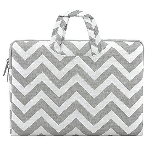Mosiso Laptop Sleeve Briefcase Handbag 15-15.6 Inch MacBook
