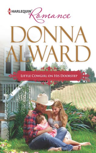 book cover of Little Cowgirl on His Doorstep