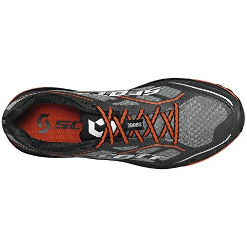 SCOTT ZAPATILLA AF SUPPORT 11 RUNNING grey orange usa 5 BrawqBxE5