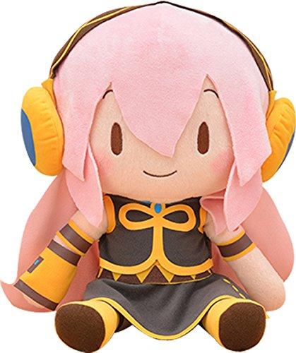 Sega 115-1016844 Vocaloid Jumbo Sitting Megurine Luka Stuffed Plush, 13