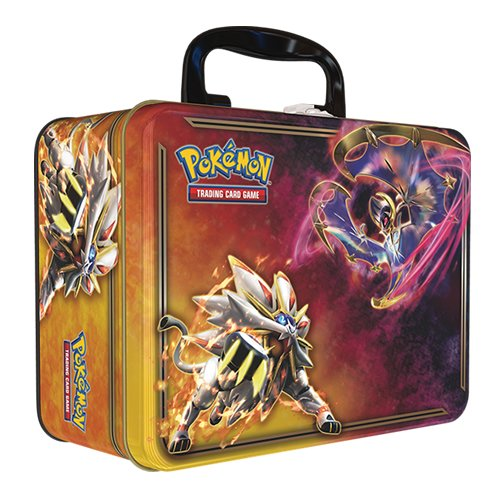 - Pokemon TCG: Sun & Moon Collector's Chest