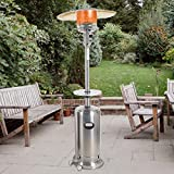 Dyna-Glo DGPH902ATSS Stainless Steel Patio Heater