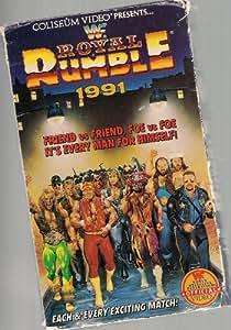 WWF: Royal Rumble 1991 [VHS]