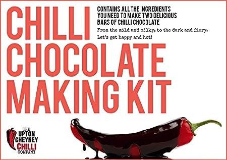 Chilli Chocolate Making Kit Amazoncouk Kitchen Home