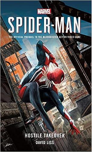 Amazon Com Marvel S Spider Man Hostile Takeover