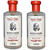 Thayers Alcohol-free Rose Petal Soothing Witch Hazel for Face & Skin with Aloe Vera