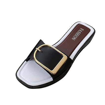 610df420599b Amazon.com  Women Slide Sandals