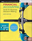 img - for Financial Accounting: Tools for Business Decision Making, 8e WileyPLUS (next generation) + Loose-leaf book / textbook / text book