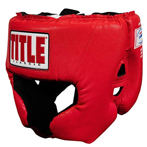 Title Boxing Classic USA Boxing Competition Headgear