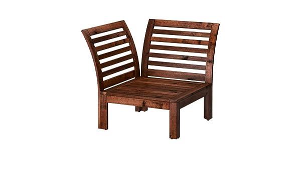 IKEA APPLARO - sección Corner, marrón: Amazon.es: Jardín