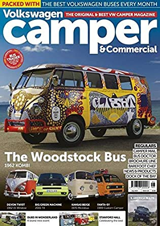 Amazon com: Volkswagen Camper and Commercial: Kindle Store