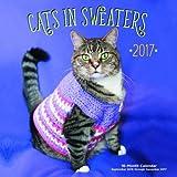 Cats in Sweaters Mini 2017: 16-Month Calendar September 2016 through December 2017