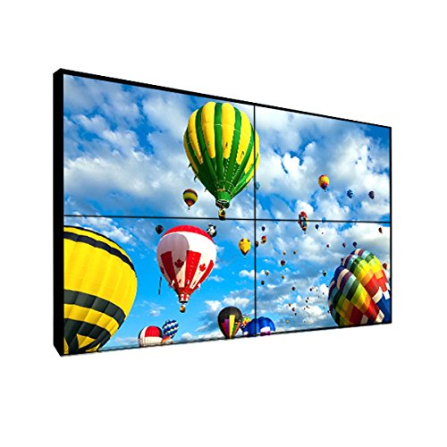 Folaida® Original Korea 49 Inch 3.5mm Super Narrow Bezel LED Video Wall with Video Wall Control B00JUQF0E6