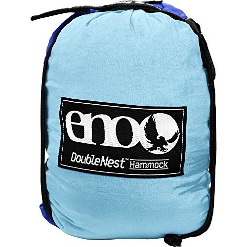 best camping hammock-ENO Eagles Nest Outfitters - DoubleNest Hammock