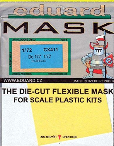 Eduard Masks 1:72 - Do 17z Airfix Kit