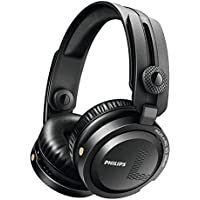 Philips A1Pro/27 Professional DJ Headphones  designed with Armin Van Buuren- Black