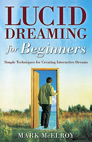 Lucid Dreaming Beginners Techniques Interactive ebook product image