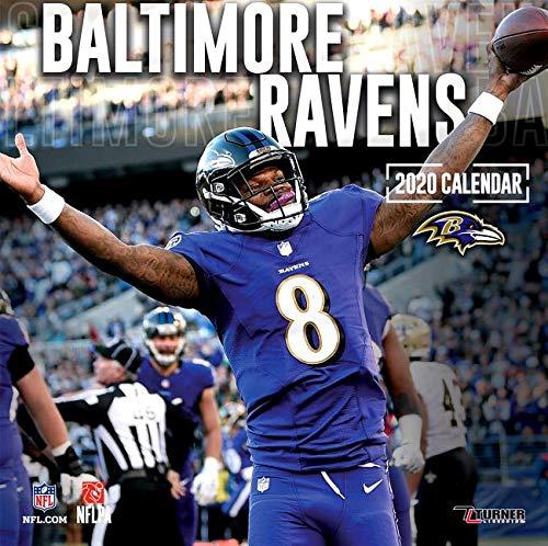 Baltimore Ravens 2020 Calendar Baltimore Ravens 2020 Calendar: Inc. Lang Companies: 9781469368818