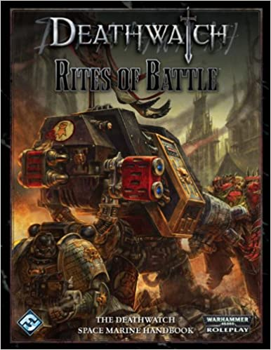 Deathwatch The Emperor Protects Pdf