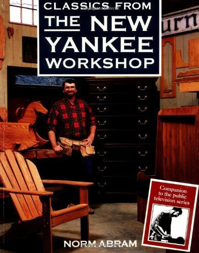 Norm Abram New Yankee Workshop (Classics from the New Yankee Workshop by Norm Abram (1991-01-24))
