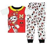 Paw Patrol Little Boys Toddler Marshall Cotton Pajama Set (5T)
