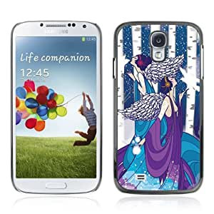 Designer Depo Hard Protection Case for Samsung Galaxy S4 / Beautiful Fantasy