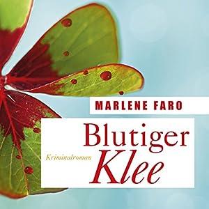 Blutiger Klee Audiobook