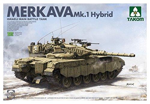 Takom 1/35 Israeli Main Battle Tank Merkava Mk.1 Hybrid 2079