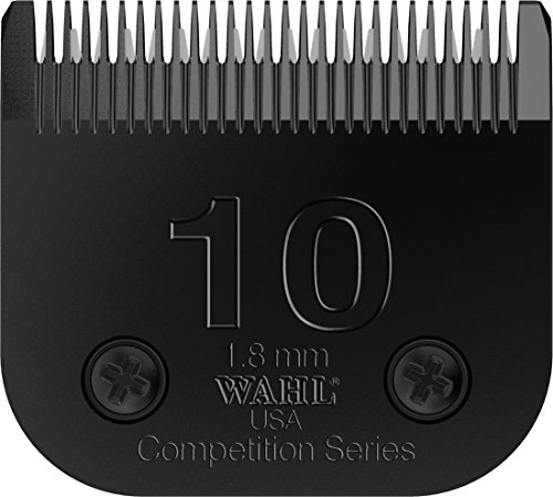 Wahl Professional Animal #10 Ultimate Competition Series Detachable Blade #2358-500 (Grooming Replacement)