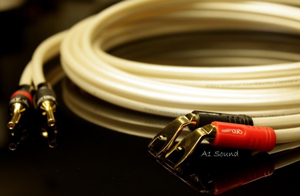 QED Reference XT40 Lautsprecherkabel 7,5 Metre: Amazon.de: Elektronik