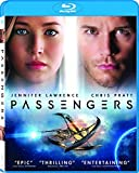 Passengers Bluray