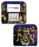 Teenage Mutant Ninja Turtles TMNT Leonardo Raph April Splinter Leo Cartoon Movie Video Game Vinyl Decal Skin Sticker Cover for Nintendo 2DS System Console