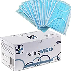 PacingMed Disposable Medical Mask - Face...