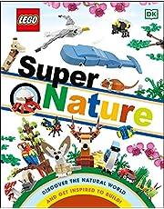 Lego Super Nature: (Library Edition)
