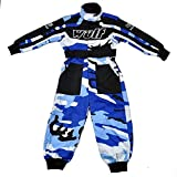 Motorbike Motorcycle Kids Race Suits...