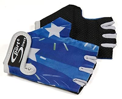 Sport Direct Kids Gloves Boys Bike Bicycle Sportswear Clothing Accessory