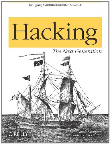 Hacking: The Next Generation Front Cover