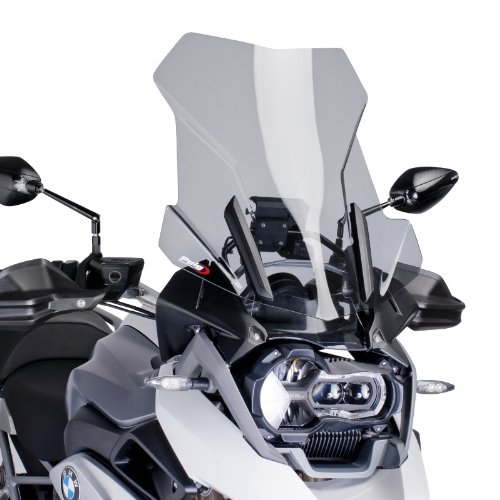 Puig Windscreen - Puig 6486H Light Smoke Touring Screen