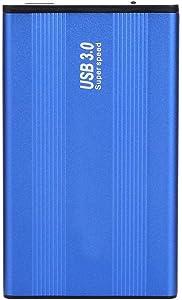 Ahomi New USB 3.0 SATA 2,5 pouces Super Speed ??HDD Disque dur Externe Boîtier Boîtier