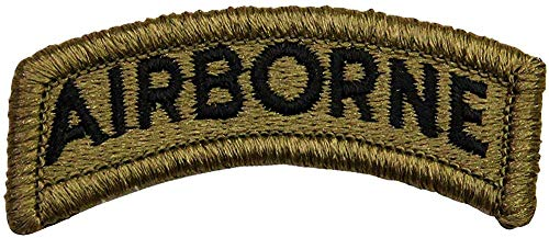 - Airborne Tab Scorpion / OCP Patch With Hook Fastener