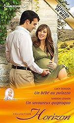 Un bébé au palazzo - Un savoureux quiproquo (Horizon)