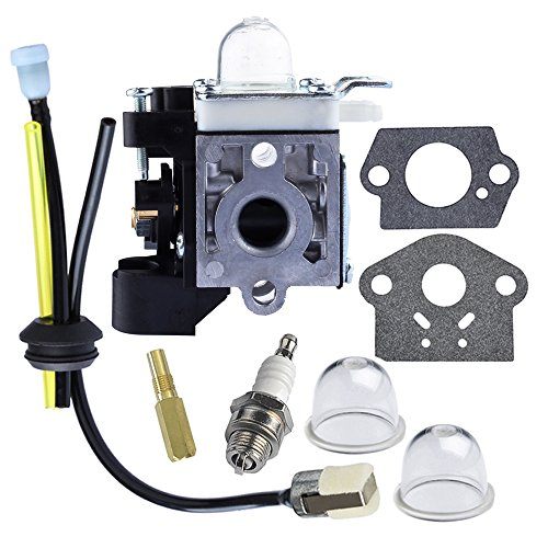 HIPA Carburetor with Fuel Repower Kit Air Filter for ECHO HC