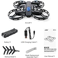 JJRC H45 BOGIE Drone - 6 Axis Gyro 4CH RC Quadcopter Wifi 720P Camera Selfie-Real-Time Transmission FPV System- Altitude Hold 3D flips Quadcopter -MOONHOUSE