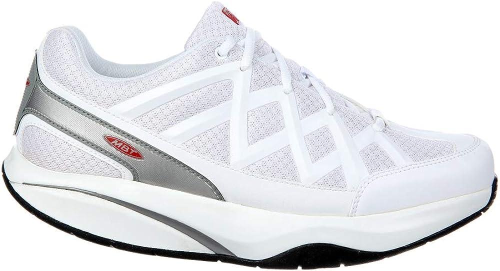 MBT Sport3 - Zapatillas de senderismo para hombre, Blanco (Blanco), 36.5 EU: Amazon.es: Zapatos y complementos