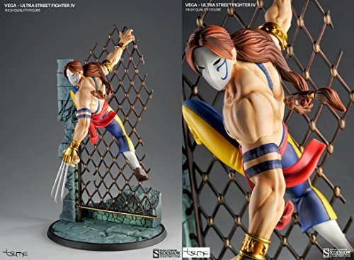 Tsume Art Street Fighter Collectibles Vega Collectible Figure Statue