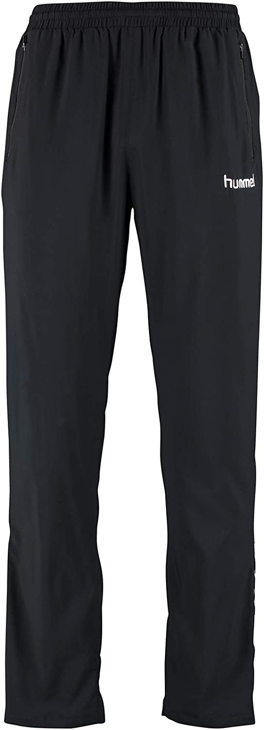 Hombre Color Negro tama/ño Extra-Large hummel AUTH Charge Micro Pant