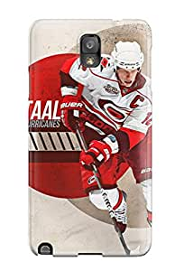 Excellent Galaxy Note 3 Case Tpu Cover Back Skin Protector Carolina Hurricanes (51)